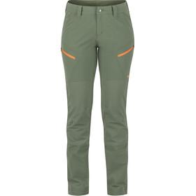 Marmot Limantour Spodnie Kobiety zielony